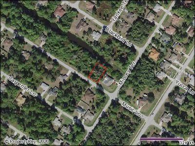 Music Lane, North Port, FL 34286 (MLS #C7428644) :: Medway Realty