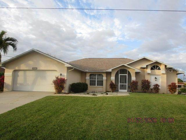 523 SW 40TH Terrace, Cape Coral, FL 33914 (MLS #C7429242) :: GO Realty