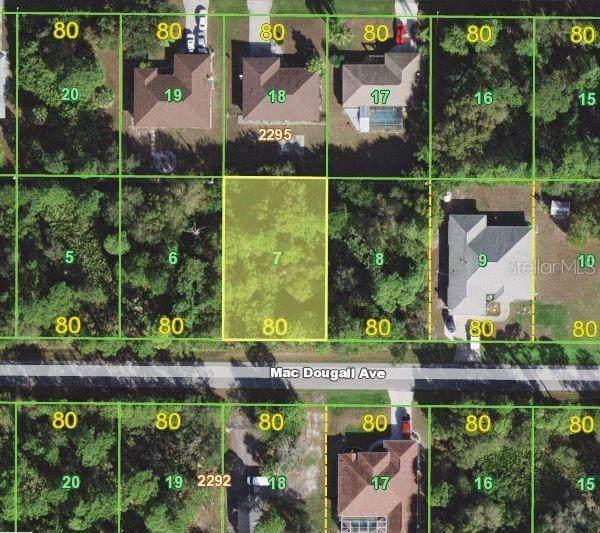 23304 Macdougall Avenue, Port Charlotte, FL 33980 (MLS #C7429642) :: The Duncan Duo Team