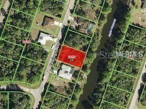 1388 Eppinger Drive, Port Charlotte, FL 33953 (MLS #C7430124) :: Rabell Realty Group