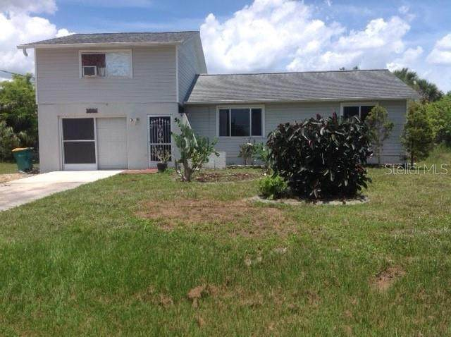 5104 Silver Bell Drive, Port Charlotte, FL 33948 (MLS #C7430544) :: The Light Team