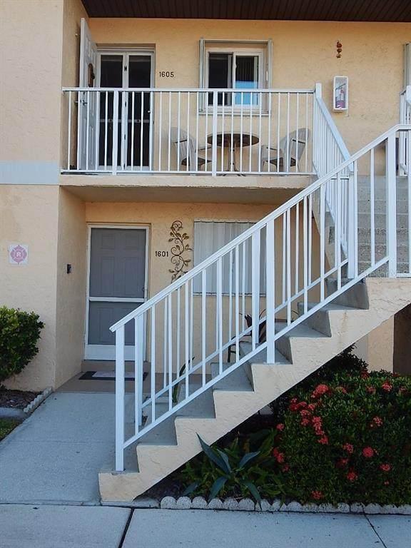 25275 Rampart Boulevard #1605, Punta Gorda, FL 33983 (MLS #C7431239) :: Premium Properties Real Estate Services