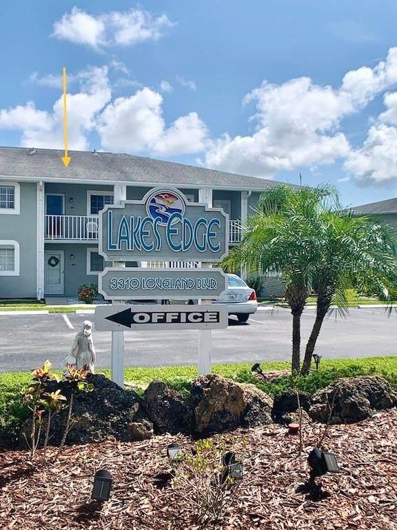 3310 Loveland Boulevard #608, Port Charlotte, FL 33980 (MLS #C7431923) :: Lockhart & Walseth Team, Realtors