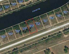 S Raintree Boulevard Lot 18, North Port, FL 34288 (MLS #C7431926) :: Team Buky