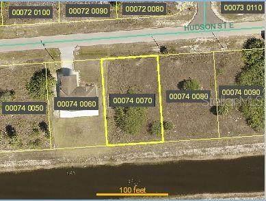 1116 Hudson Street E, Lehigh Acres, FL 33974 (MLS #C7432424) :: Lockhart & Walseth Team, Realtors