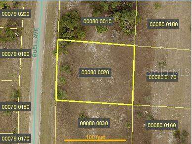 1257 Buell Avenue, Fort Myers, FL 33913 (MLS #C7432425) :: Bustamante Real Estate