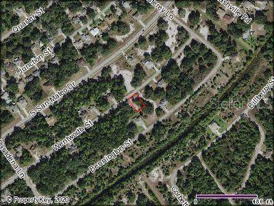 Wentworth Street, North Port, FL 34288 (MLS #C7432427) :: CENTURY 21 OneBlue