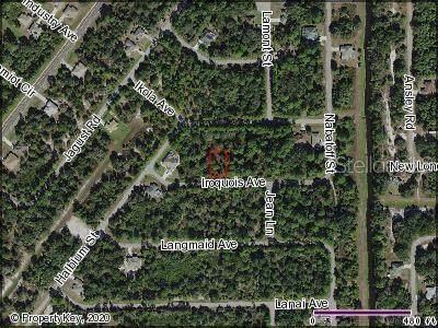 Iroquois Avenue, North Port, FL 34288 (MLS #C7432435) :: CENTURY 21 OneBlue
