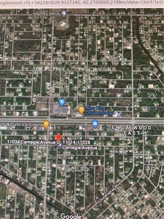 11034 Carnegie Avenue, Englewood, FL 34224 (MLS #C7432606) :: Heckler Realty