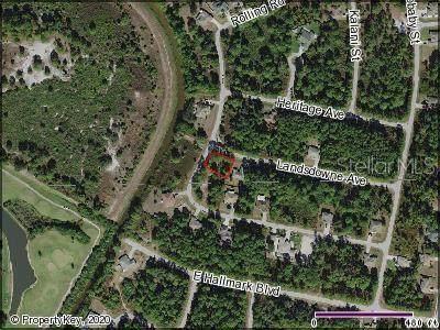 Landsdowne Ave / Rolling Road, North Port, FL 34288 (MLS #C7433580) :: KELLER WILLIAMS ELITE PARTNERS IV REALTY