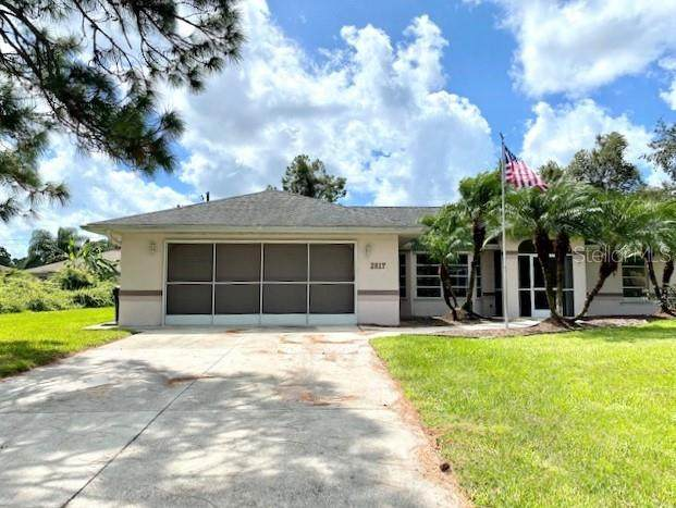 2817 Tusket Avenue, North Port, FL 34286 (MLS #C7433607) :: KELLER WILLIAMS ELITE PARTNERS IV REALTY
