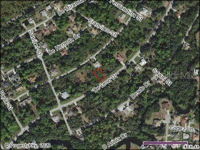 De Leon Drive, North Port, FL 34287 (MLS #C7433755) :: Rabell Realty Group