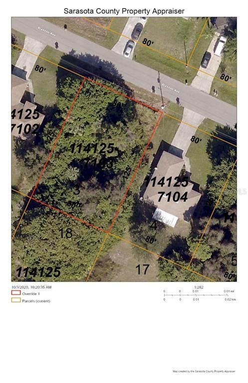 Blanton Avenue, North Port, FL 34288 (MLS #C7433968) :: Baird Realty Group