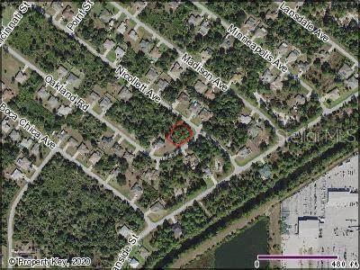 Nicollett Avenue, North Port, FL 34286 (MLS #C7434123) :: Delgado Home Team at Keller Williams