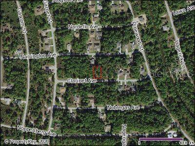 Clarinet Avenue, North Port, FL 34288 (MLS #C7434125) :: Baird Realty Group