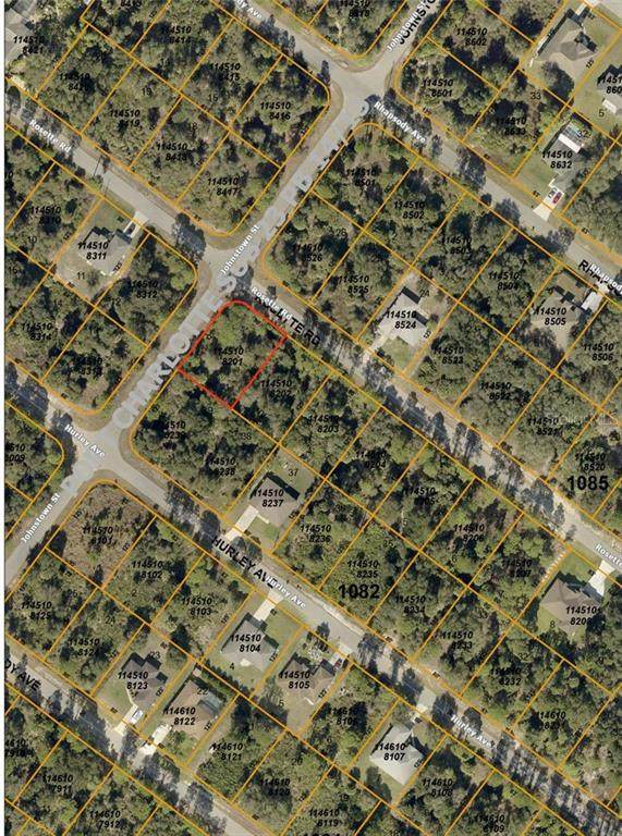 Rosette Road, North Port, FL 34288 (MLS #C7434556) :: The Heidi Schrock Team