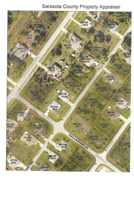 Duar Terrace, North Port, FL 34291 (MLS #C7434610) :: EXIT King Realty