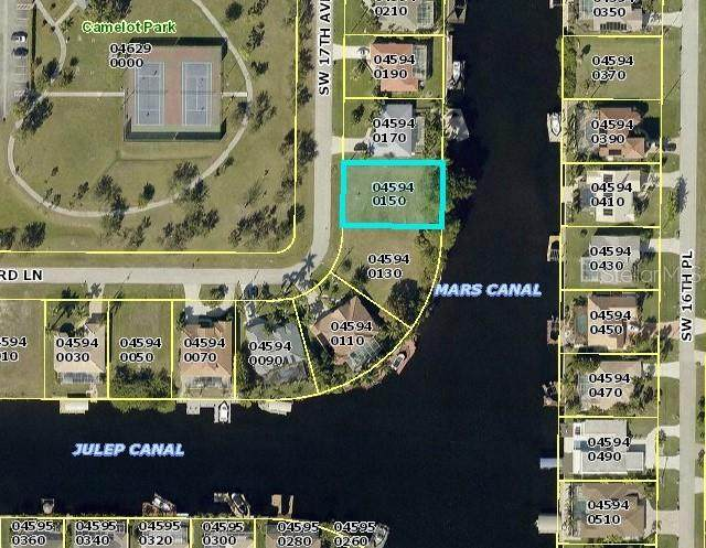 5309 SW 17TH Avenue, Cape Coral, FL 33914 (MLS #C7434755) :: Team Bohannon Keller Williams, Tampa Properties