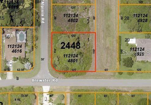 16 LOTS FOR SALE - BULK PURCHASE, North Port, FL 34288 (MLS #C7434789) :: Carmena and Associates Realty Group