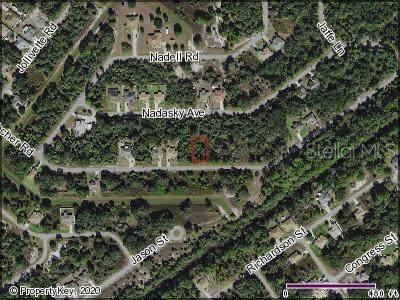 Kacher Road, North Port, FL 34288 (MLS #C7435015) :: Real Estate Chicks