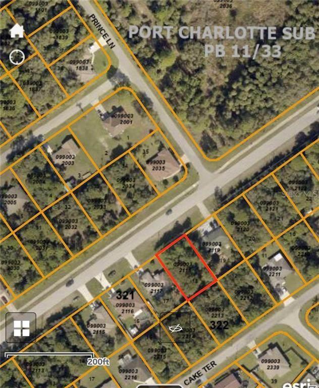 Cranberry Boulevard, North Port, FL 34286 (MLS #C7435285) :: Delgado Home Team at Keller Williams