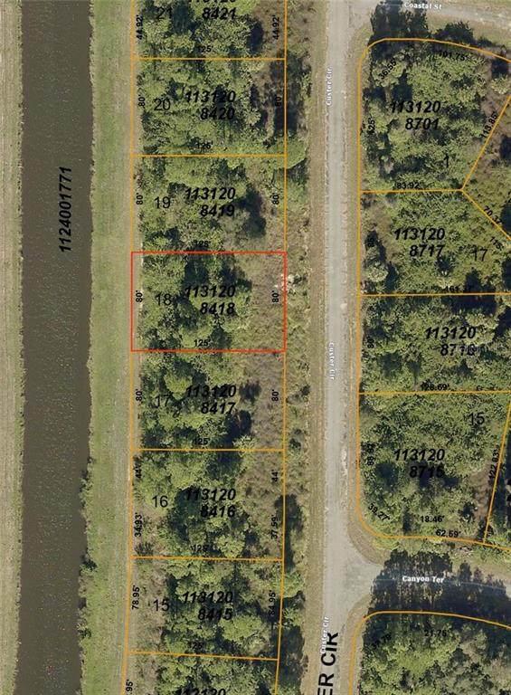 Lot 18 Custer Circle, North Port, FL 34288 (MLS #C7435440) :: Delgado Home Team at Keller Williams