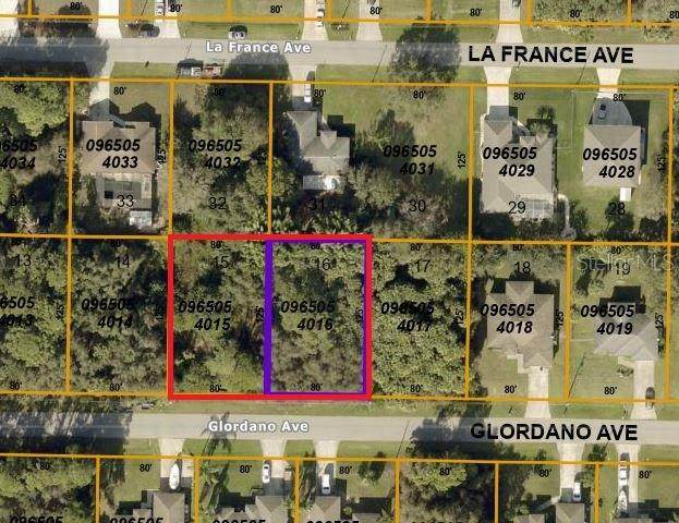 Glordano Avenue, North Port, FL 34286 (MLS #C7436795) :: Griffin Group