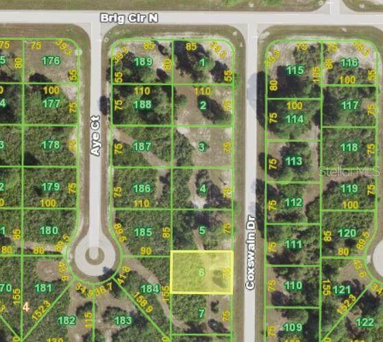 40 Coxswain Drive, Placida, FL 33946 (MLS #C7437213) :: Premier Home Experts