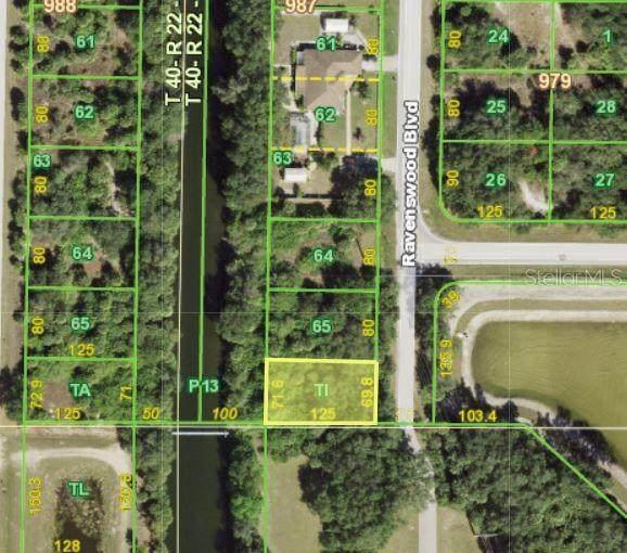 527 Ravenswood Boulevard, Port Charlotte, FL 33954 (MLS #C7437225) :: Baird Realty Group