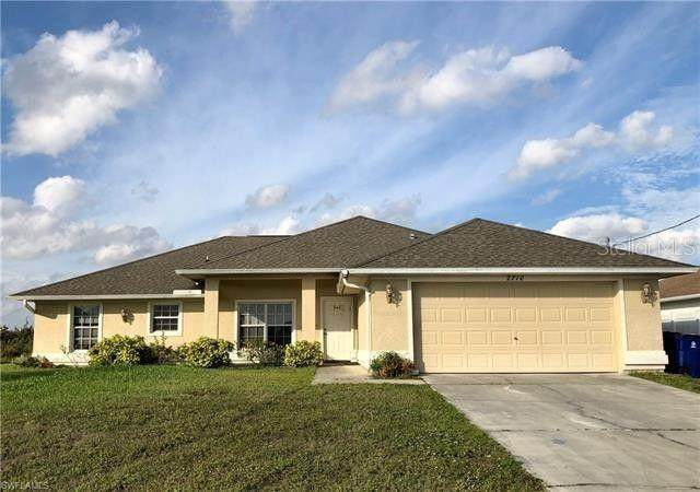 2710 27TH Street SW, Lehigh Acres, FL 33976 (MLS #C7437488) :: Lockhart & Walseth Team, Realtors