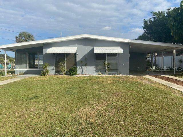 551 Lindley Terrace, Port Charlotte, FL 33952 (MLS #C7437581) :: Florida Real Estate Sellers at Keller Williams Realty