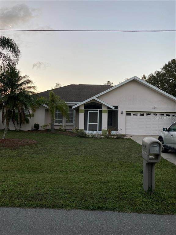 25868 Aysen Drive, Punta Gorda, FL 33983 (MLS #C7437621) :: Your Florida House Team
