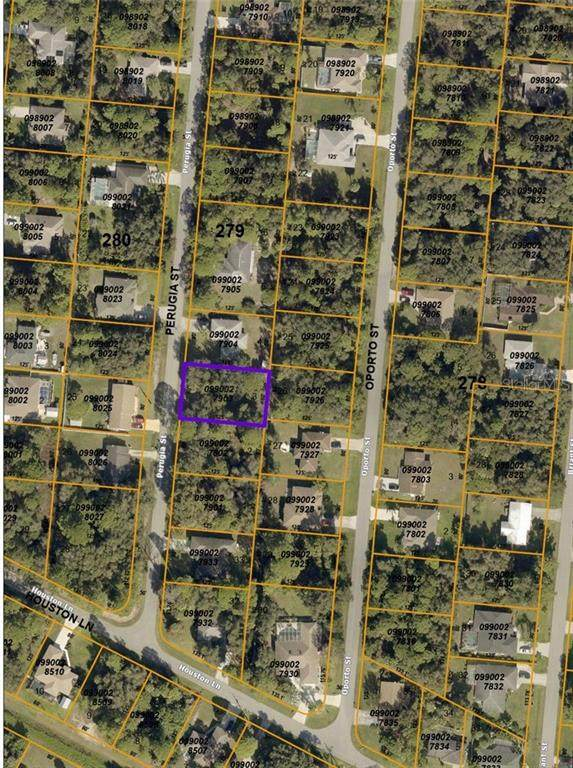 Perugia Street, North Port, FL 34287 (MLS #C7437651) :: The Paxton Group