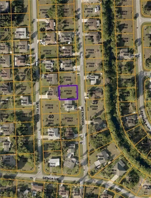 Orduna Drive, North Port, FL 34287 (MLS #C7437767) :: Frankenstein Home Team
