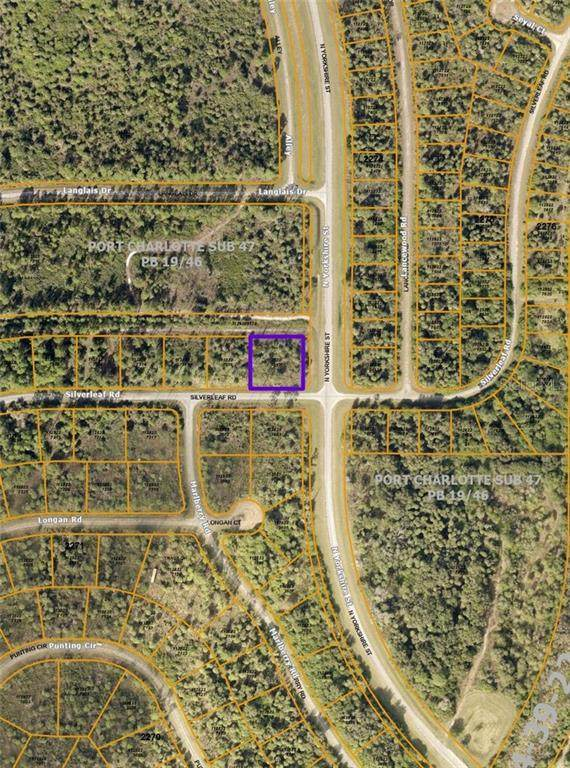 Silverleaf Road, North Port, FL 34288 (MLS #C7437771) :: Griffin Group