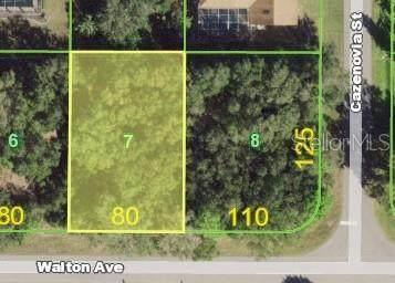 22264 Walton Avenue, Port Charlotte, FL 33952 (MLS #C7437890) :: Bustamante Real Estate