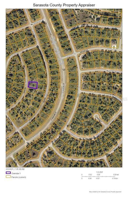 Sheno Drive, North Port, FL 34288 (MLS #C7438157) :: BuySellLiveFlorida.com