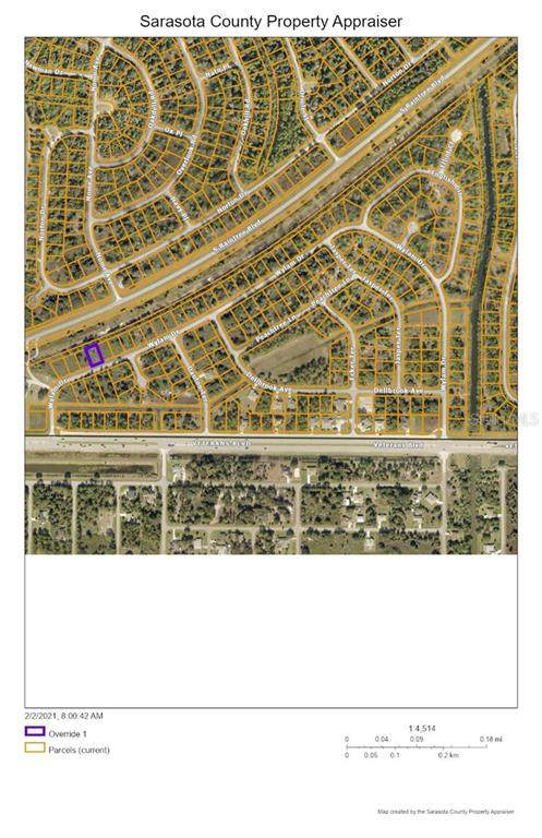 Wylam Drive, North Port, FL 34288 (MLS #C7438159) :: Bridge Realty Group