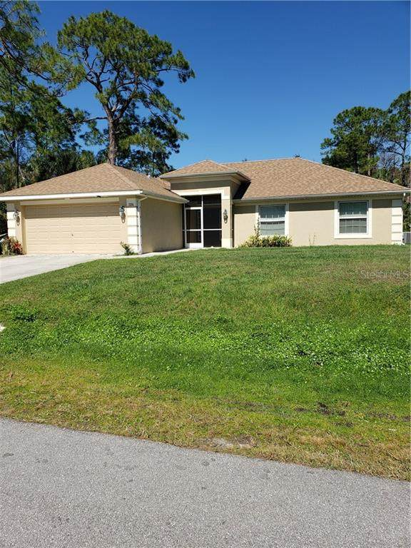 3206 Morchester Lane, North Port, FL 34286 (MLS #C7438970) :: Bob Paulson with Vylla Home