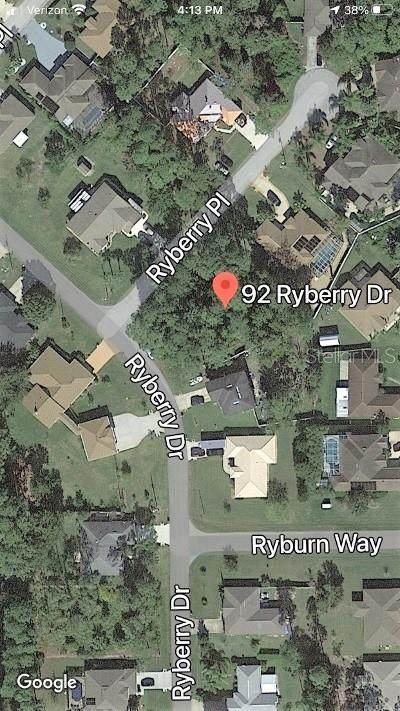 92 Ryberry Drive, Palm Coast, FL 32164 (MLS #C7439332) :: Memory Hopkins Real Estate