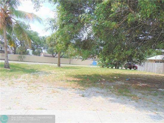805 NW 22ND Road, Fort Lauderdale, FL 33311 (MLS #C7439460) :: Dalton Wade Real Estate Group