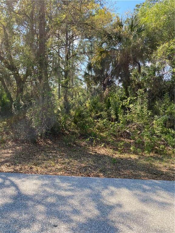 Hagerick Lane, North Port, FL 34288 (MLS #C7439555) :: Positive Edge Real Estate