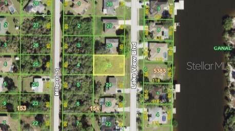 3183 Lake View Boulevard, Port Charlotte, FL 33948 (MLS #C7439678) :: Zarghami Group