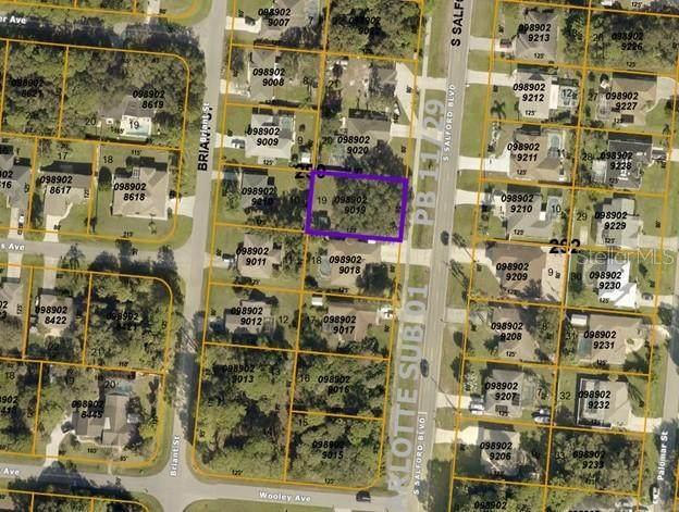 0 S Salford Boulevard, North Port, FL 34287 (MLS #C7440014) :: Armel Real Estate