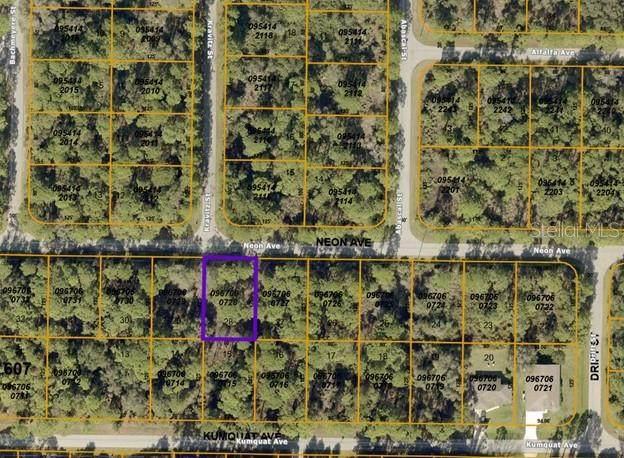 0 Neon Avenue, North Port, FL 34291 (MLS #C7440018) :: Premium Properties Real Estate Services