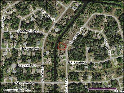 Escambia Circle, North Port, FL 34288 (MLS #C7441275) :: The Lersch Group