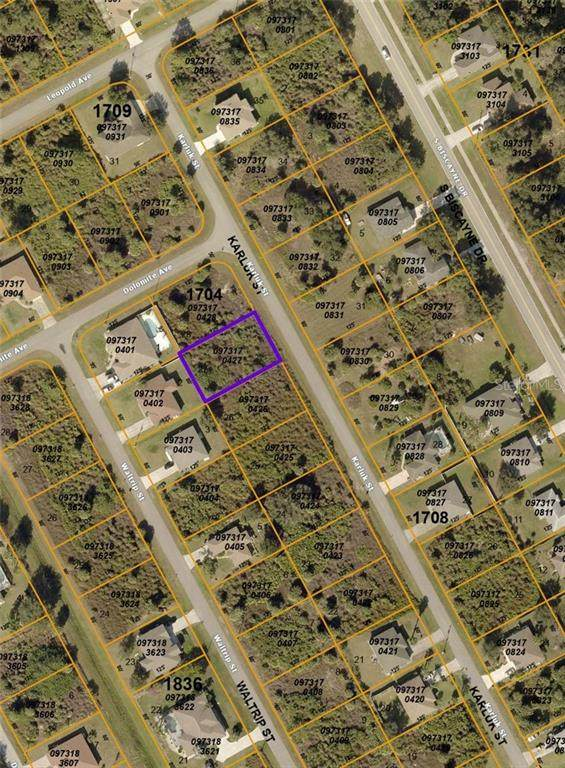Karluk Street, North Port, FL 34287 (MLS #C7441386) :: Sarasota Gulf Coast Realtors
