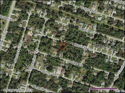 Morrietta Lane, North Port, FL 34286 (MLS #C7441682) :: The Figueroa Team