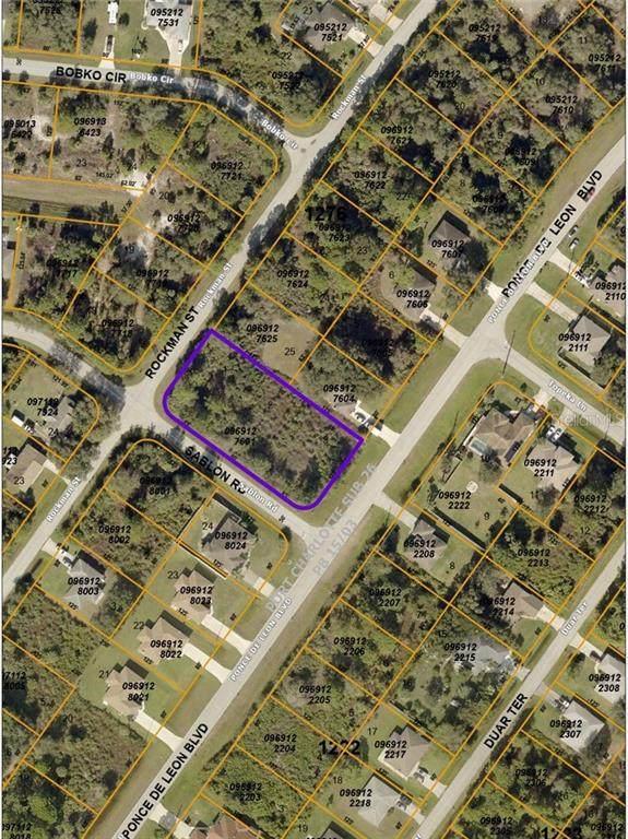 Ponce De Leon Boulevard, North Port, FL 34291 (MLS #C7441750) :: RE/MAX Local Expert