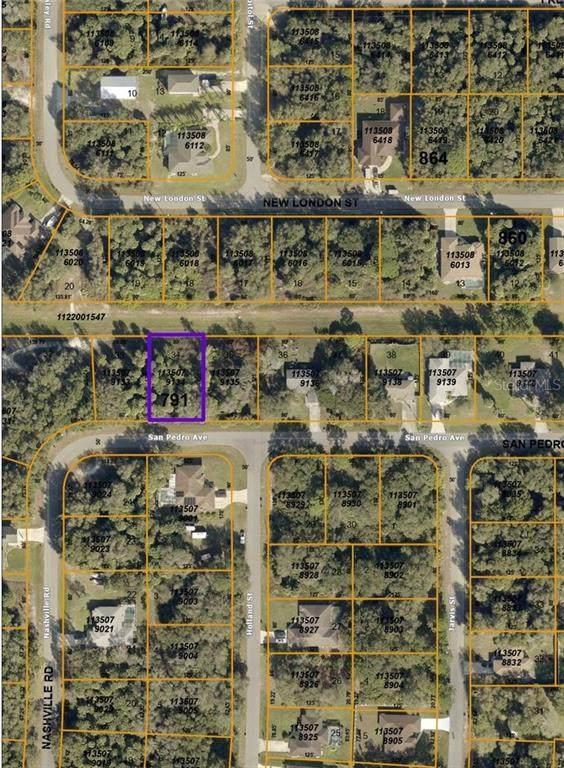 San Pedro Avenue, North Port, FL 34288 (MLS #C7441758) :: Armel Real Estate